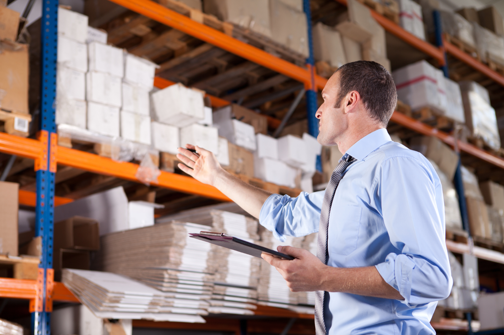 Creating An Effective and Efficient Warehouse Operation