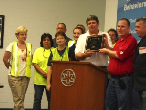 FLS's third North Carolina facility-located in Berkeley, N.C. — received the Rising STAR (Safety Through Achievement and Recognition) designation as part of the North Carolina Department of Labor's Carolina STAR Program.